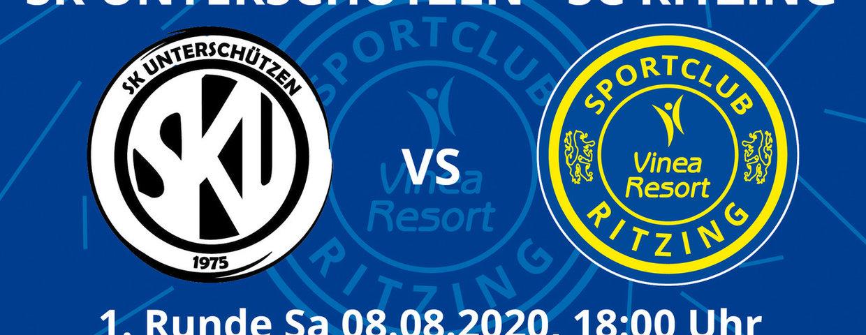 BFV-Cup 1. Runde in Unterschützen